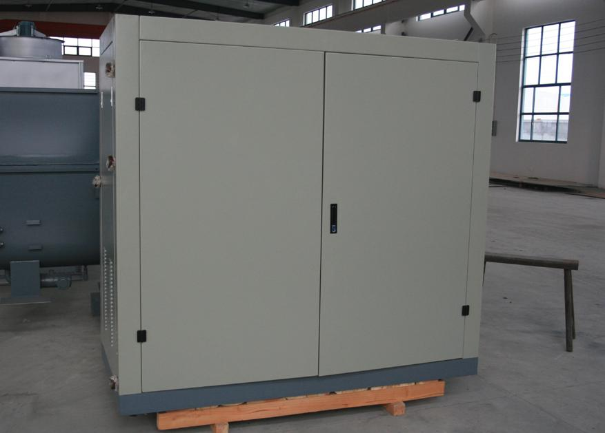 Solar Air-Condition System--Intergrated Small Hot Water Absorption Chiller