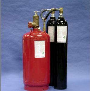Heptafluoropropane Extinguishant
