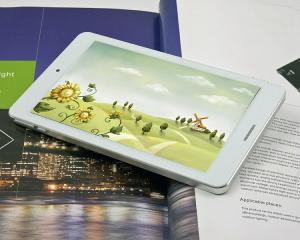 Tablet PC with 7