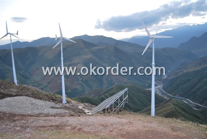CNBM-2KW Wind Turbine for Hybrid System