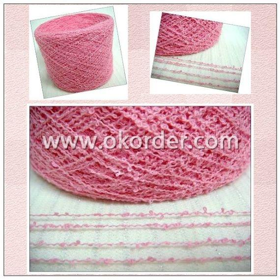 100% mohair yarn
