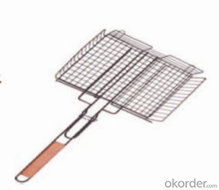 Rectangle Grilling Basket