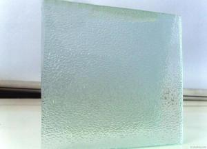 Clear Figured Glass