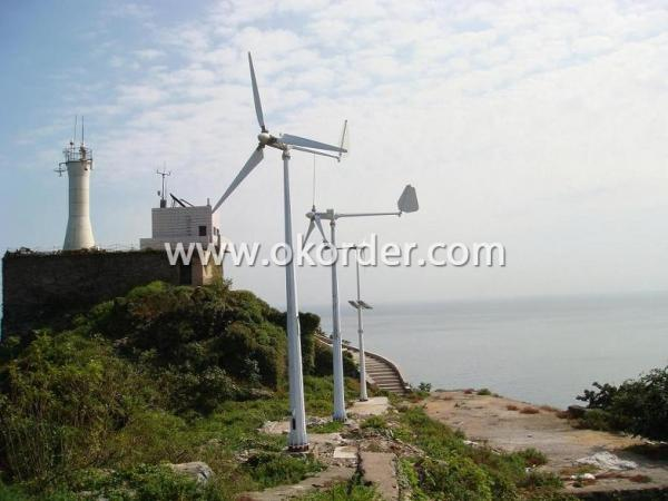 CNBM-3KW Wind Turbine For Homes