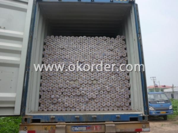 Galvanized Welded Wire Mesh Delivery