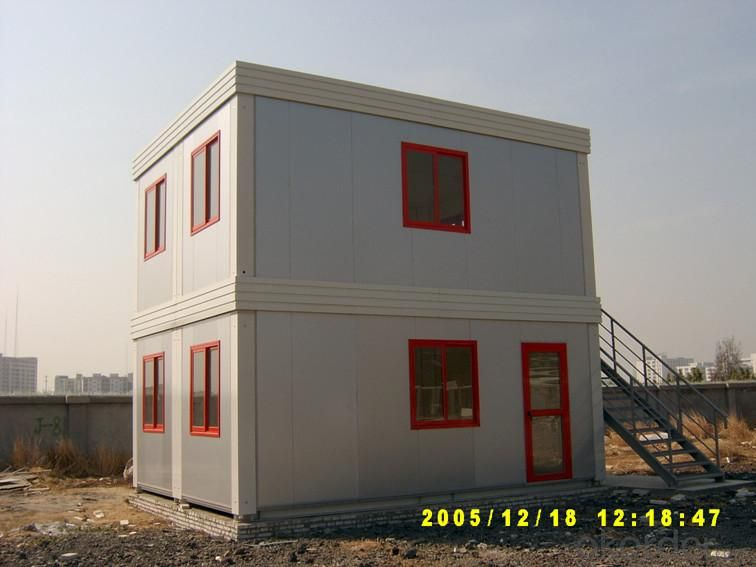 Prefabricated House of Office Building Prefab Office