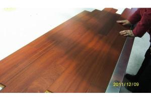 Natural Smooth Three-layer Engineered Jatoba Flooring