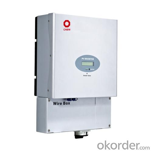Grid Connected Solar Inverter 2000W