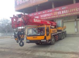 SANY Truck Crane QY25C