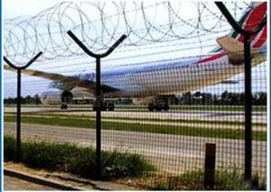 Airport Fence System with High Security