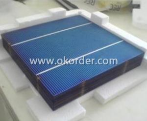 High Quality Poly Solar Cell 156mm with TUV,CE Certification