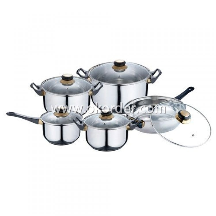6pcs Cookware Set