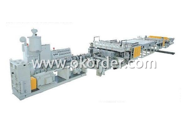 PC Sheet Production Line