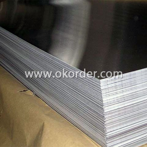Hot Sale Aluminum Plates 8XXX