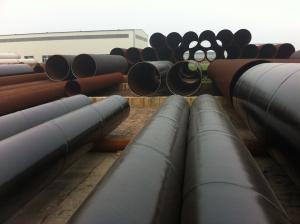 High Quality API 5L SSAW Welded Steel Pipes For Oil And Natural Gas Industries