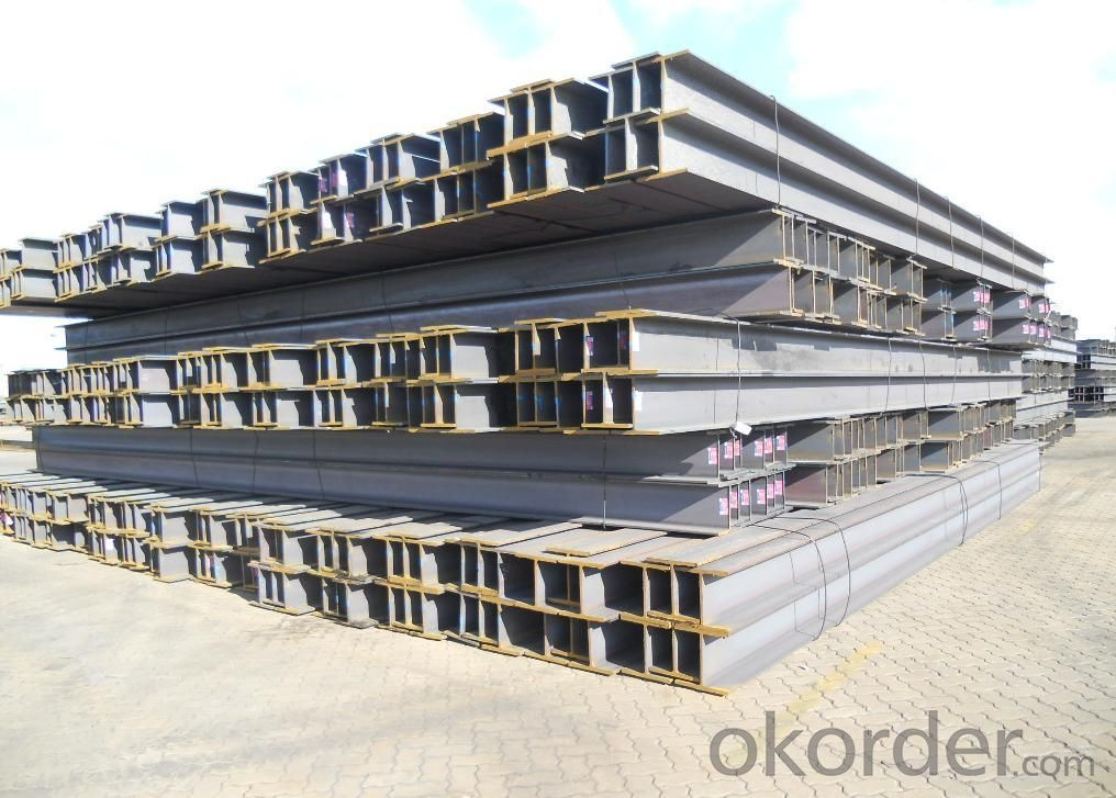 Hot Rolled Steel H-beam