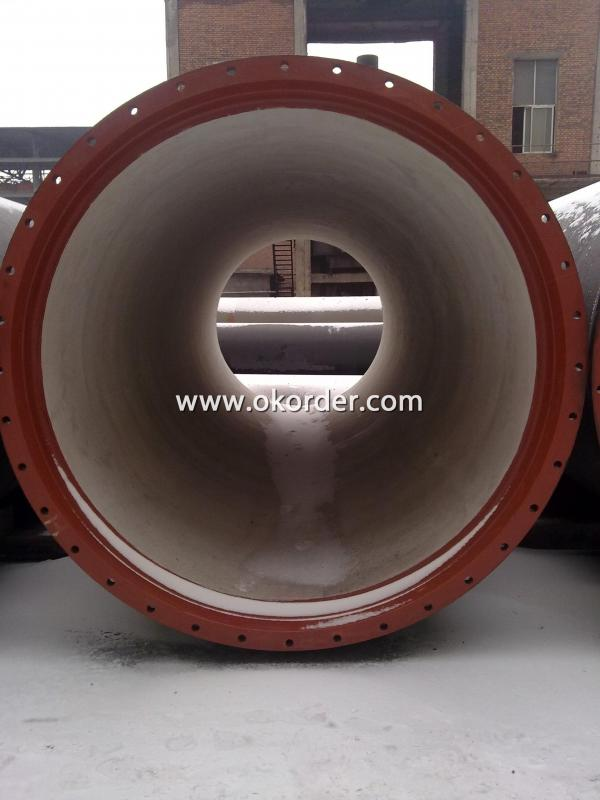Mechanical K type Ductile Iron Pipe
