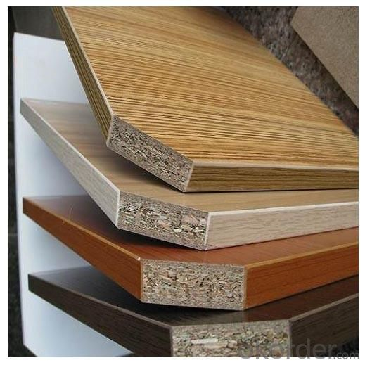 Buy Melamine Faced Chipboard Parricle Board Price Size