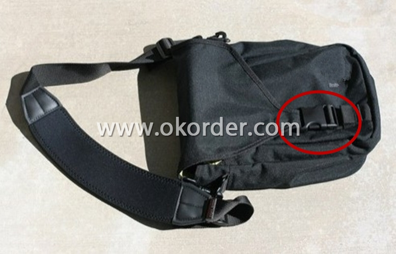 Eco-friendly Plastic Buckles For Bag