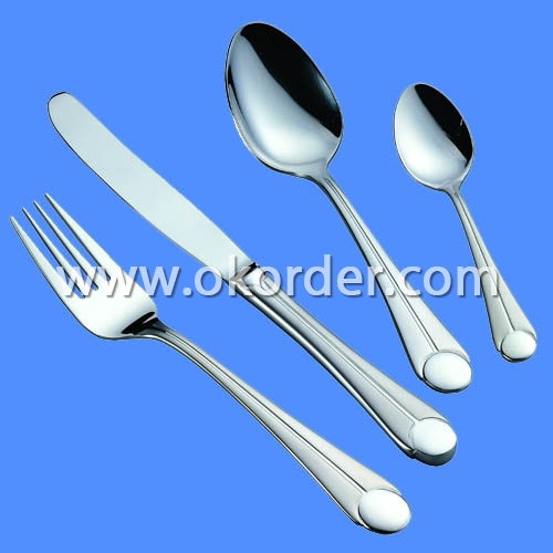 High Quality Stainless Steel Flatware Set