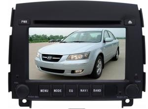 SONATA 08 Car GPS DVD Player with Multimedia Integrated Systems