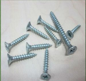 Wood Screws with Drilling Tip