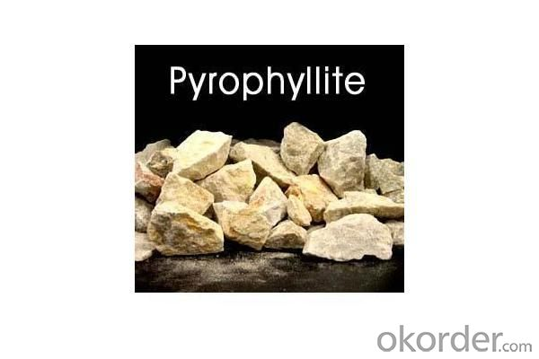 Best Selling Pyrophyllite Powder