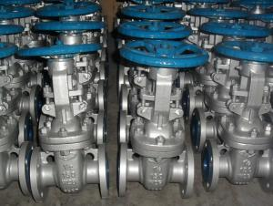 Carbon Steel API Gate Valve