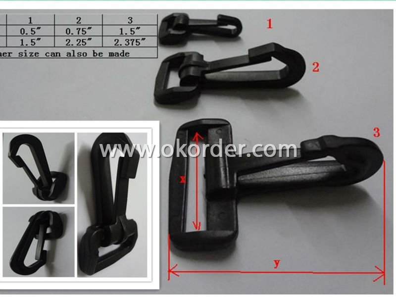 Plastic Hook For Bags