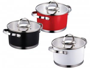 7pcs Square Cookware Set