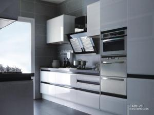 Lacquer Kitchen Cabinet CC002