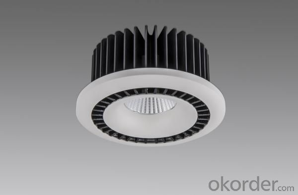 Buy high power high efficiency cob led down light price for Led alta efficienza