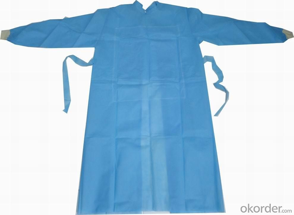Surgical Gown And Surgical Drape