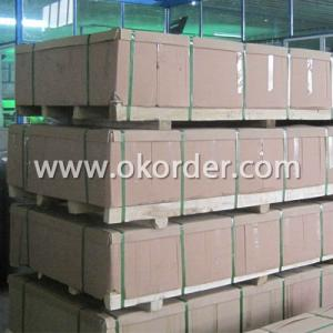 Aluminium Composite Panel 6XXX