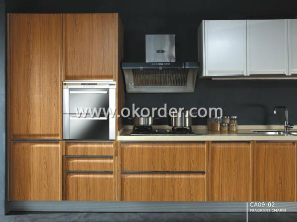 Modern Kitchen Cabinet CC001