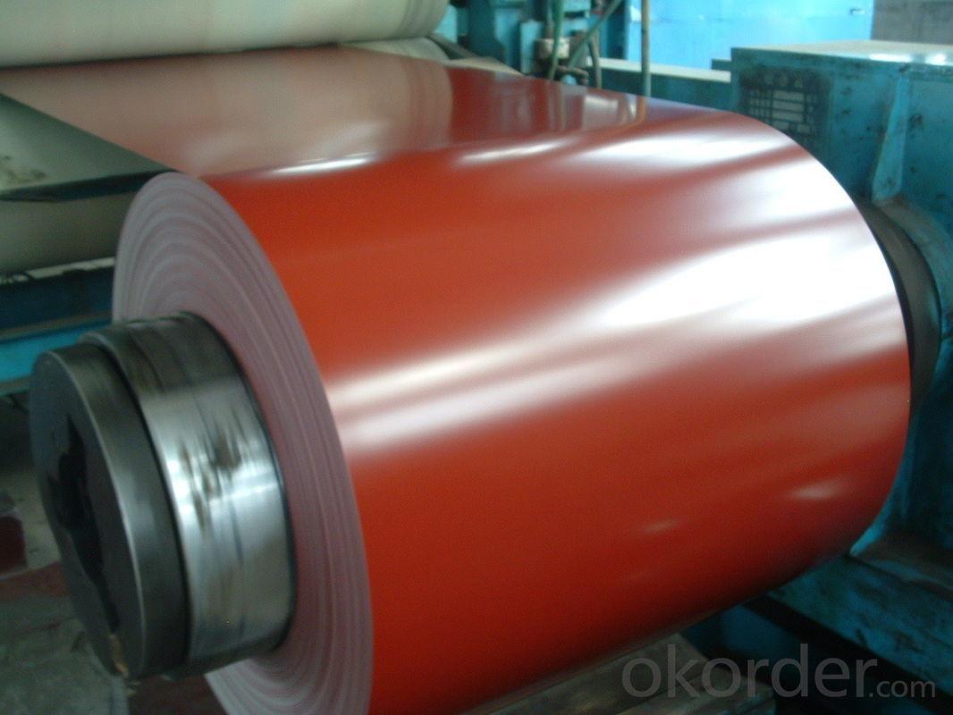 PVDF Coated Aluminium Coil thickness 0.10-4.0mm