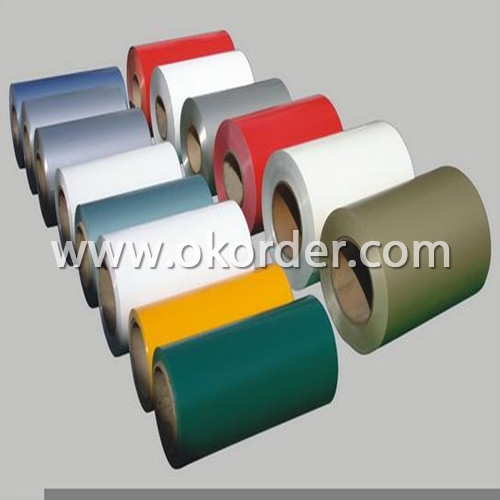 PE Coated Aluminum Coil