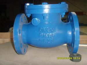 Swing Check Valve for Oil ISO5208  High Quality China