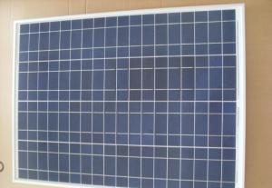Solar Poly Panels (100W-120W)