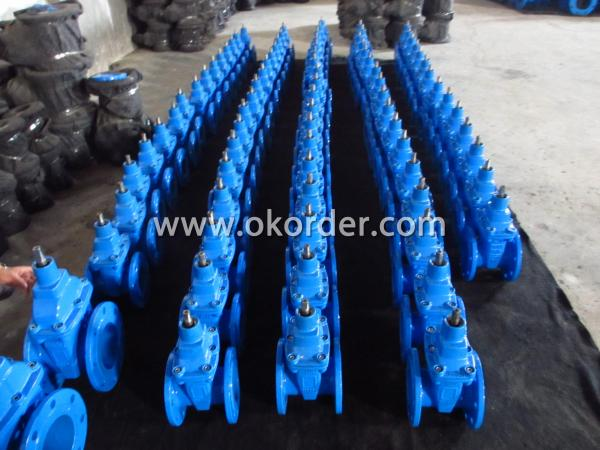 Gate Valve Production