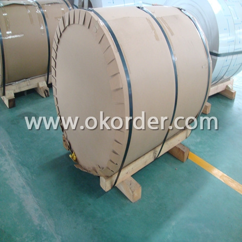 Package of Color Coated Aluminum Coil