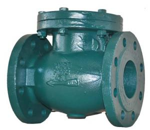 Swing Check Valve For Water Oil And Gas