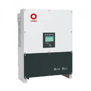 Grid Tied Solar Inverter 3-phase 12000W