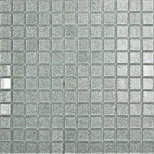 Glass Glass Mosaic Light Gray CMAX-SPM002