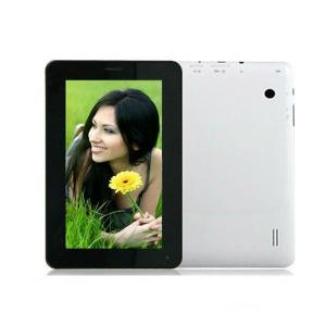 7 inch Android Tablet PC 2G Phone Calling  with Allwinner Boxchip A13 512M/4G