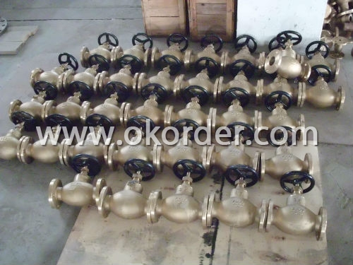 Packing of Control valves