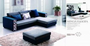 Modern Sofa ZS-S10-Double Beautiful Girl