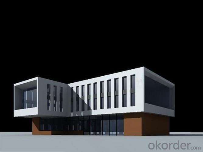 Multi-Storey Office Building