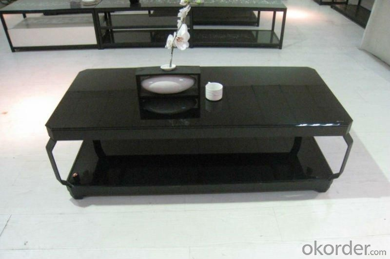 Wood Coffee Table CT-001