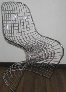 Wire Mesh Leisure Chair OF019